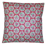 "Cushion Cover in Cath Kidston Large Provence Rose Red 14"" 16"" 18"" 20"""